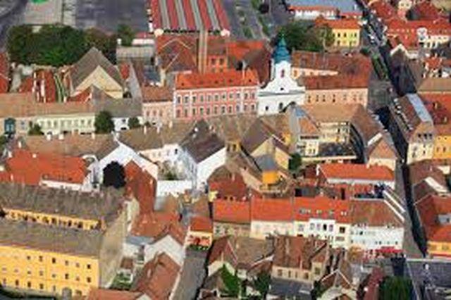 Egy gyönyörű barokk település: Pápa!