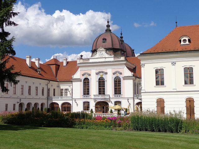 Egy gyönyörű barokk kastély!